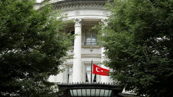 Turkey's Justice Ministry says it cancelled delegation visit