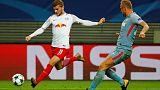 Dortmund thrash third tier Magdeburg in German Cup