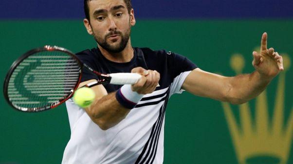 Cilic, Dimitrov qualify for ATP Finals