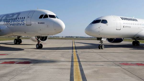 Exclusive - Canada pushed for Airbus deal as Bombardier courted China