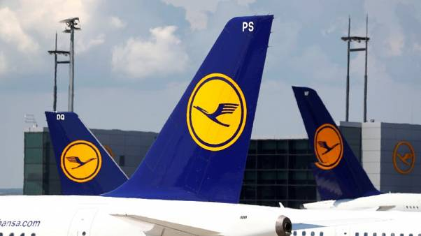 Lufthansa eyes improving revenue trends after profit jump