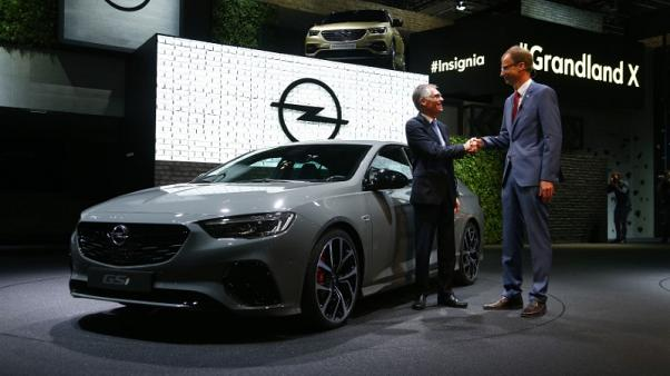 PSA revenue up 31 percent on Opel acquisition and sales gain