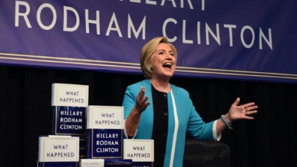 Liens avec la Russie: Hillary Clinton a financé en partie le dossier anti-Trump