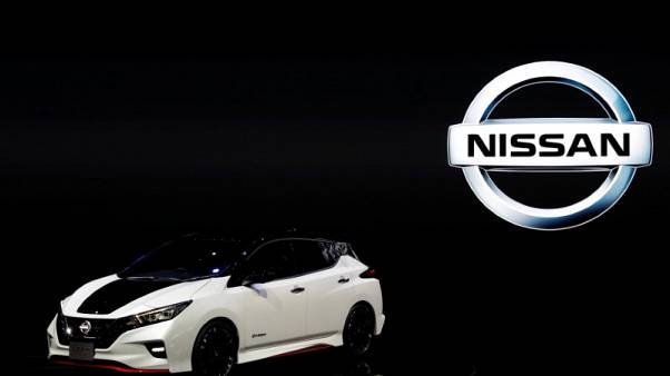 Nissan says orders for new Leaf EV beating expectations