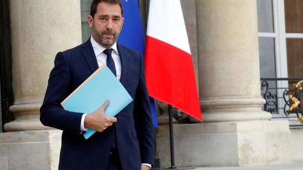 French government spokesman gets Macron's backing to lead party