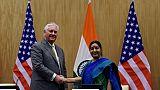 Les Etats-Unis et l'Inde solidaires dans la lutte contre le jihadisme