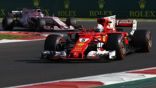Motor racing - Hamilton set to finish the job in Mexico