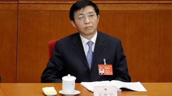 China speculators target 'Huning' elevator firm on political namesake's promotion