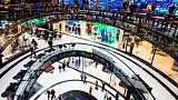 Euphoric German businesses brush off Brexit, coalition blues