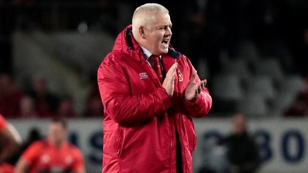 Wales boss Gatland distances himself from new selection policy