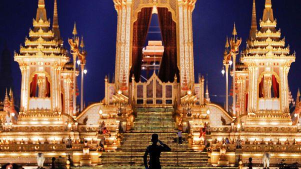 Thailand kicks off sumptuous funeral of King Bhumibol Adulyadej