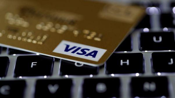 Visa quarterly profit rises 11 percent