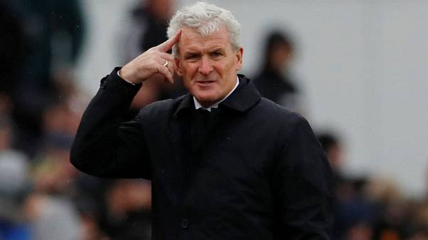 Hughes lucky Stoke not trigger-happy, says former player Smith
