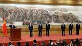 Women fail to crack China's glass ceiling as party picks new leaders