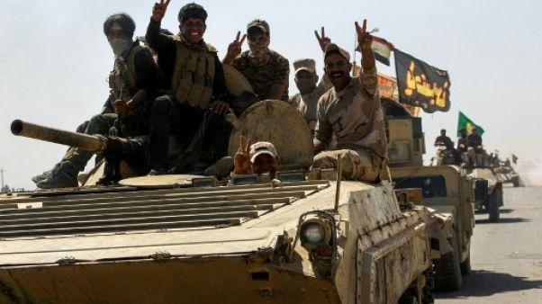 Irak: le Hachd al-Chaabi, supplétif crucial mais parfois encombrant