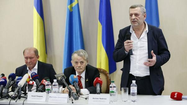 Russia frees two pro-Kiev Crimea Tatar leaders from jail - lawyer