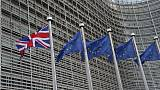 EU 27 start internal discussions on ties with London after Brexit