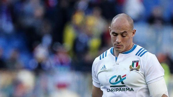 Rugby: Parisse, Italia non abbia paura