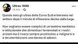 Lega B 'amareggiata' per ultrà Ascoli