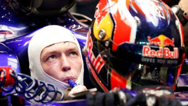 Kvyat will not return to Toro Rosso, says Marko