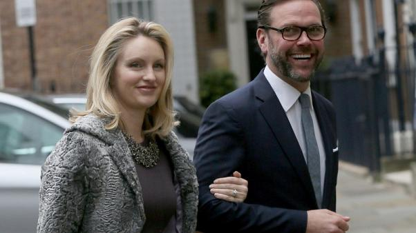 Fox CEO James Murdoch expects Sky deal to be approved next year