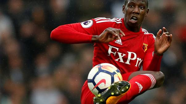 Ever-present Doucoure keeps Watford on the rise