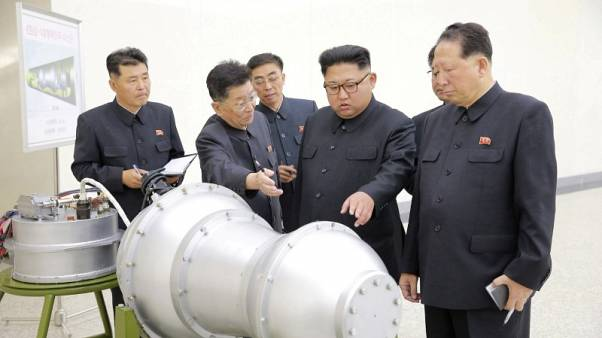 North Korea - threat of atmospheric nuclear test should be taken 'literally': CNN
