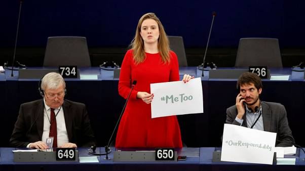 EU too? Lawmakers denounce harassment in Brussels