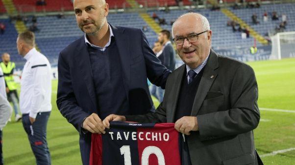 Nazionale in amichevole a Cagliari
