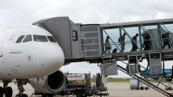 Nouvelles mesures de sécurité pour les passagers volant vers les Etats-Unis