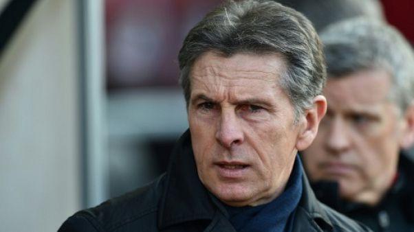 Angleterre: Leicester, la deuxième chance de Claude Puel