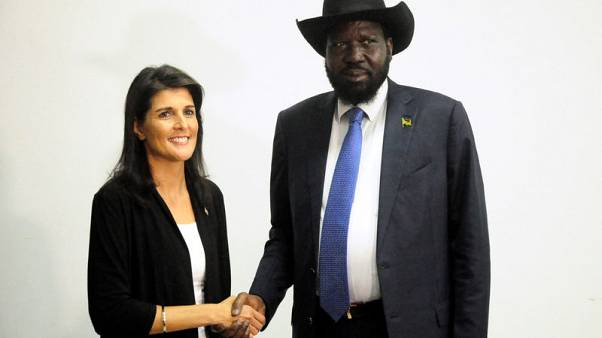 U.S. has lost trust in South Sudan, Trump envoy tells president