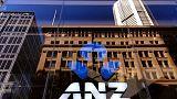 Australia's ANZ bank profit rises 18 percent on cost cuts
