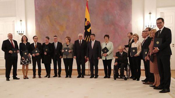 German parties brace for tough coalition talks on migration