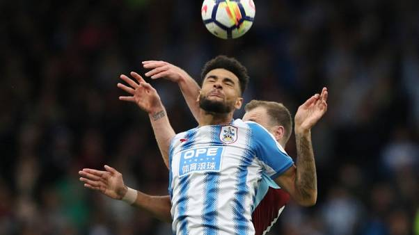 Huddersfield's Billing out for three months after ankle surgery