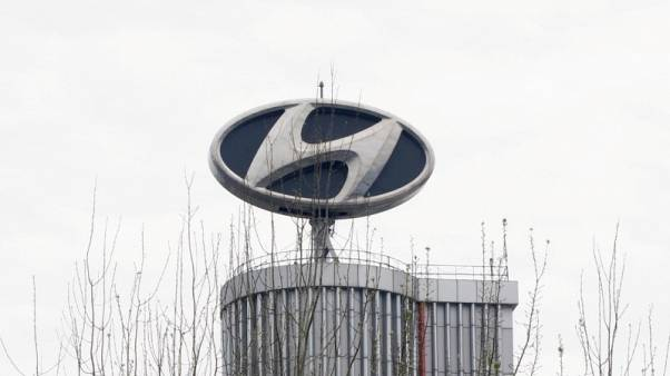Hyundai Motor third-quarter profit down 20 percent on weak China sales, Kia losses