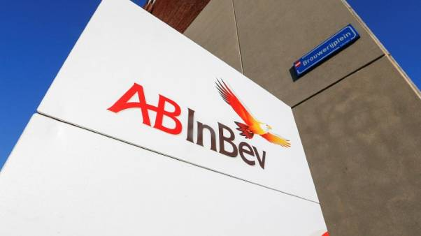 AB InBev increases profit despite selling less beer