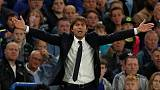 Chelsea boss Conte pleased with youngsters after League Cup win
