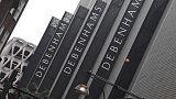 Debenhams reports 17 percent fall in full-year profit