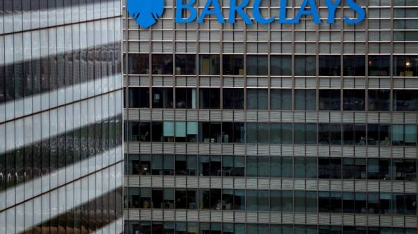 Barclays reports third quarter pretax profit of 1.1 billion pounds