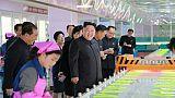 Corée du Nord: les félicitations contenues de Kim Jong-Un à Xi Jinping