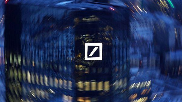 Deutsche Bank revenue drops amid weak markets and restructuring