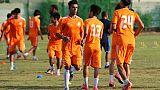 L'Irak, terre d'asile des footballeurs syriens fuyant la guerre