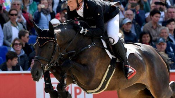 Equitation: Jung-Livio, duel pour un trône au concours complet à Pau