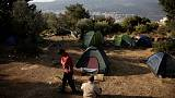 'A difficult life' - As refugee arrivals to Greece pick up, misery grows