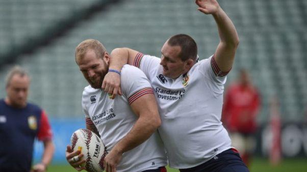 Rugby: James Haskell principal absent de la sélection anglaise pour la tournée
