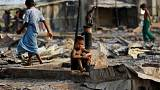 Driven by fear, Rohingyas keep fleeing Myanmar - Red Cross official