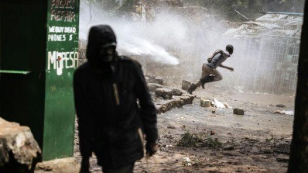 Kenya: au moins un partisan de l'opposition tué par balle à Kisumu