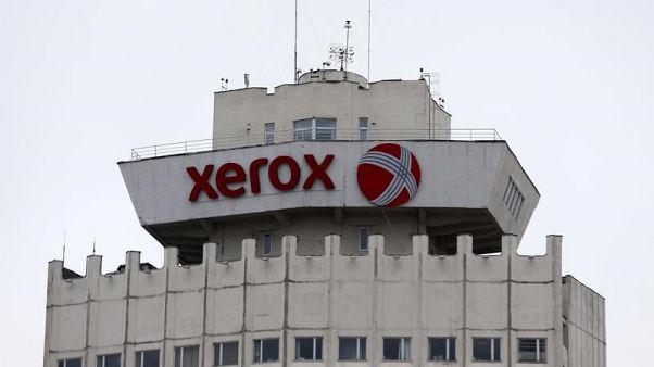 Xerox's quarterly revenue dips 5 percent
