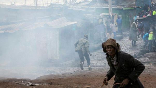 Présidentielle au Kenya: trois morts dans des violences
